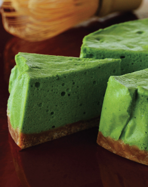 Uji Matcha Cheese Cake