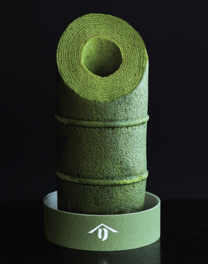 Uji Green Tea Baumkuchen