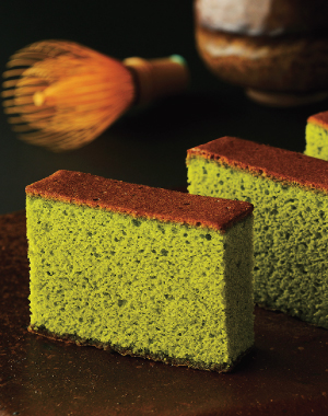 Uji Green Tea Castella
